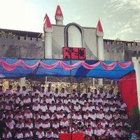Photo taken at Taweethapisek School by Newton U. on 12/27/2012