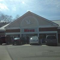 Photo taken at Wawa by Bart on 3/23/2013