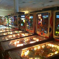 Photo taken at Pinball Hall of Fame by Stephanie T. on 11/20/2012