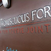 Photo taken at The Promiscuous Fork by Steve B. on 10/20/2012