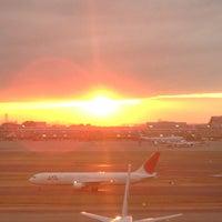 Photo taken at HND Terminal 1 by Fumiya M. on 12/29/2012