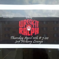 Photo taken at Hickory Hall by Lesley J. on 4/8/2013