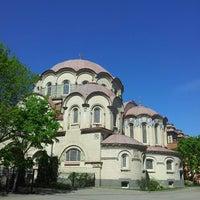 Photo taken at Воскресенский Новодевичий женский монастырь by Ирина С. on 5/21/2013