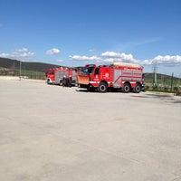 Photo taken at Sultanbeyli lisesi by Mithat K. on 3/6/2014