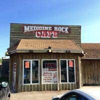 Photo taken at Medicine Rock Cafe by Shan O. on 8/3/2015
