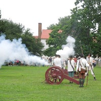 Photo taken at Colonial Williamsburg by Shan O. on 7/12/2013
