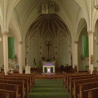 Photo taken at St. Phillips Catholic Church by Shan O. on 6/26/2016
