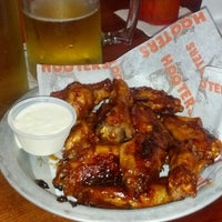 Photo taken at Hooters by Shan O. on 8/6/2013