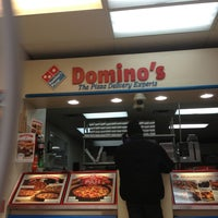 Photo taken at Domino's Pizza by Nico Raphael B. on 4/1/2013