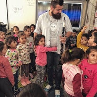 Photo taken at Barbaros Ortaokulu by Mehmet Can D. on 12/8/2017