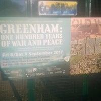 Photo taken at Greenham Common by Stuart W. on 7/6/2017