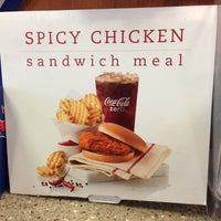 Photo taken at Chick-fil-A Piedmont Road by Cupcake C. on 2/18/2013
