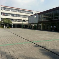 Photo taken at Escuela Superior de Turismo by Itzelita M. on 11/29/2012