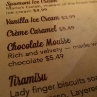 Photo taken at Chianti Café & Restaurant by Dave W. on 12/18/2013