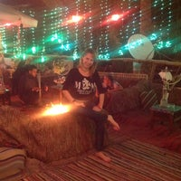 Photo taken at Salama Cafee by Lisa A. on 3/4/2014