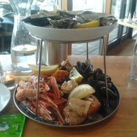 Photo taken at Mourne Seafood Bar by Spotted by Locals - city guides by locals on 11/19/2014