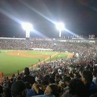 Photo taken at Estadio Gasmart by Master D. on 7/24/2013