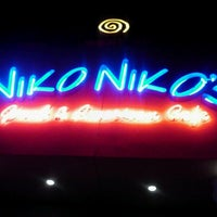 Photo taken at Niko Niko's by Farina A. on 1/26/2013