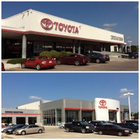 Photo taken at Toyota of Irving by Toyota of Irving on 1/27/2015