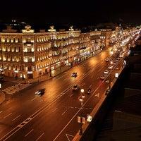 Снимок сделан в Невский проспект пользователем Alya V. 10/2/2013