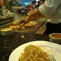 Photo taken at Meiji Cuisine by Jenn S. on 9/29/2013