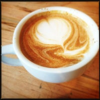 Photo taken at Ridgewood Coffee Company by Tommy C. on 2/28/2013