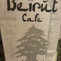 Photo taken at Beirut Cafe by Kristen M. on 12/8/2012