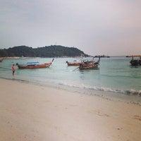Photo taken at Koh Lipe by Parn P. on 1/26/2013