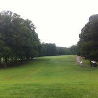Photo taken at Eisenhower Golf Course by Eric L. on 8/6/2013