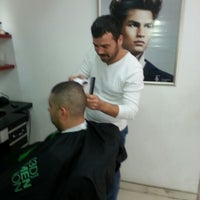 Photo taken at Ersin Ceker Hair Design by Murat K. on 11/30/2012