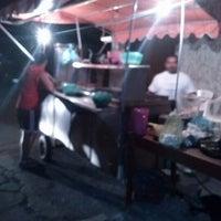 Photo taken at Tacos El Negro by Salvador A. on 2/12/2013