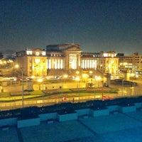 Photo taken at Palacio de Justicia de Lima by Cesar F. on 4/12/2014