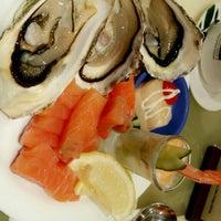 Photo taken at Vienna International Seafood & Teppanyaki Buffet Restaurant by adeline n. on 4/30/2016