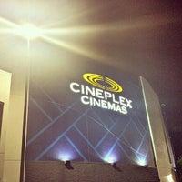 Photo taken at Cineplex Cinemas Mississauga by Sanjeev A. on 6/2/2013