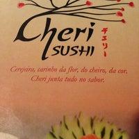 Foto tirada no(a) Cheri Sushi por Fernando C. em 3/16/2013