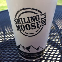 Photo taken at Smiling Moose Deli by Tracy M. on 7/6/2014