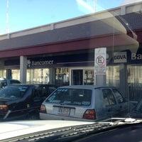Photo taken at BBVA Bancomer by Jose M. on 2/12/2013