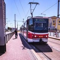 Photo taken at Ocelářská (tram) by Nick D. on 5/28/2017
