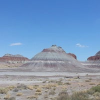 Photo taken at Painted Desert by Janie P. on 7/11/2014