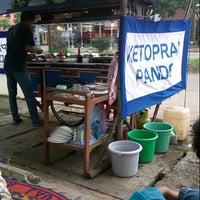 Photo taken at Ketoprak Pande (Indramayu) by Sands B. on 4/10/2013