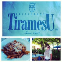 Photo taken at Tiramesu by Alicia P. on 4/26/2013