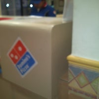 Photo taken at Domino's Pizza by Erick P. on 4/20/2013
