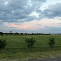 Photo taken at Soccer Fields by Osama A. on 7/2/2013