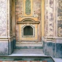 Photo taken at Museo Diocesano Santa Maria Donnaregina Nuova by Arina P. on 5/16/2016