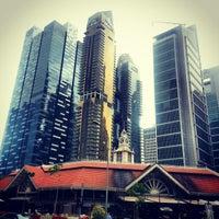 Photo taken at Singapore by Sergey T. on 1/9/2013