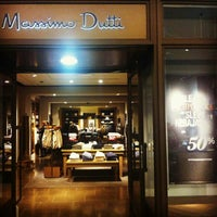 Photo taken at Massimo Dutti by Elena U. on 12/21/2012