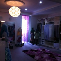 Photo taken at Dura Fashion House Of Beauty by Nadiah I. on 10/7/2012