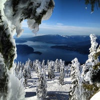 Photo taken at Cypress Mountain Ski Area by Rob B. on 1/8/2013