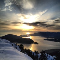 Photo taken at Cypress Mountain Ski Area by Rob B. on 3/28/2013