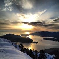 Photo taken at Cypress Mountain Ski Area by Rob B. on 3/28/2013